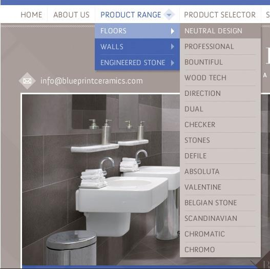 Blueprint ceramics branding digital identity website development 03 03 malvernweather Choice Image